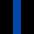 4x Noir / 1x Bleu Roi