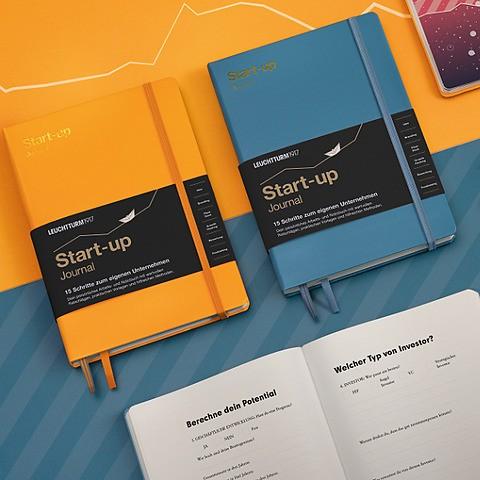 Start-up Journal, Allemand