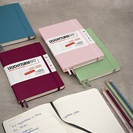 Agenda Semainier & Carnet de notes 18 mois, Allemand
