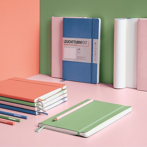 Carnet Muted Colours