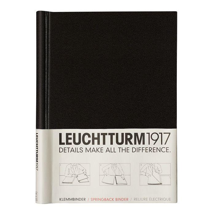 Reliure Électriques PEKA A4, 200 pages, Dim.: 305 x 220 x 25 mm, noir