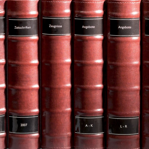 LIBRO Privat Archiv assorti