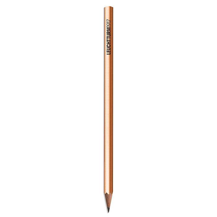 Crayon HB, LT1917, cuivreux