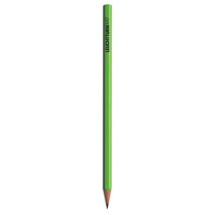 Crayon HB, LEUCHTTURM1917, Neon Vert