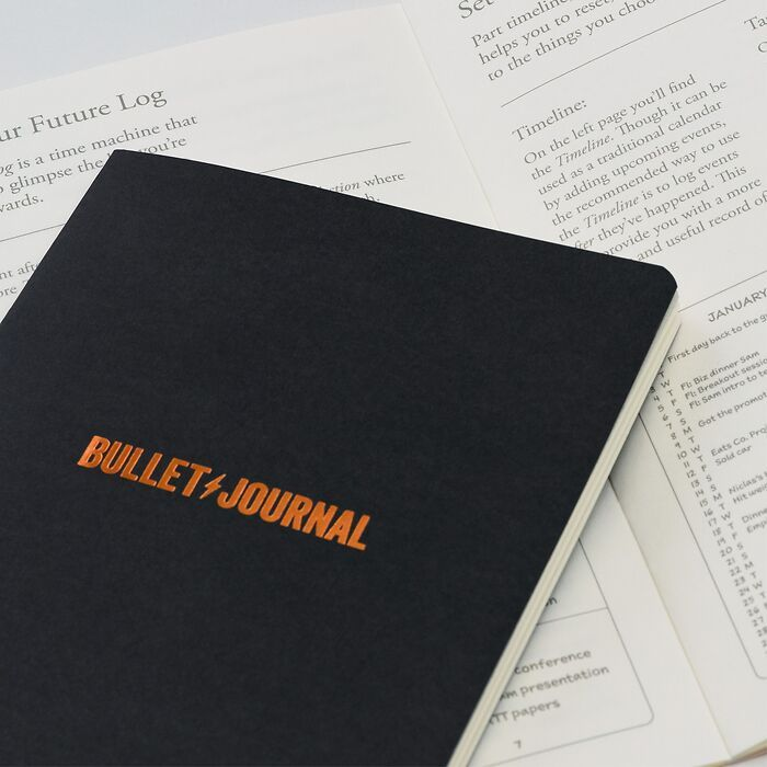 Bullet Journal Edition 2